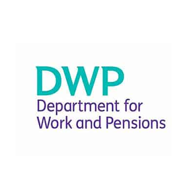DWP Department for Work and Pensions